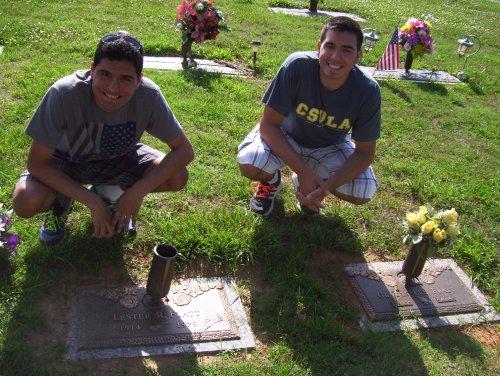 Lester Flatt S Grave Sparta Tn